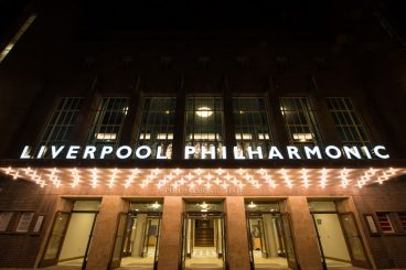 "APRIL 12, 2018<br>Royal Liverpool Philharmonic Orchestra<br><font size=""2"">Liverpool Philharmonic Hall, Liverpool, United Kingdom</font>"