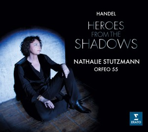 STUTZMANN - Haendel Heroes from the shadows