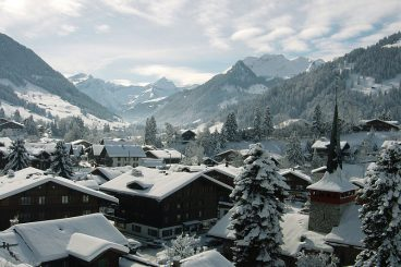 """JANUARY 4, 2019<br>Orfeo 55<br><font size=""""2"""">Gstaad, Switzerland</font>"""