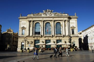 """JANUARY 19, 2019<br>Orfeo 55<br><font size=""""2"""">Opéra Comédie, Montpellier, France</font>"""