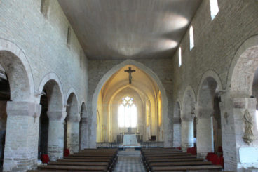 """JULY 5, 2019<br>Orfeo 55<br><font size=""""2"""">Eglise romane, Froville, France</font>"""