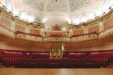 """DECEMBER 15, 2018<br>Orfeo 55<br><font size=""""2"""">Théâtre d'Arras, Arras, France</font>"""