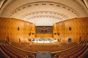 """NOVEMBER 25, 2018<br>RTÉ National Symphony Orchestra<br><font size=""""2"""">Sala Radio, Bucharest, Romania</font>"""