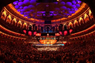 "AUGUST 7, 2019<br>BBC Proms<br>BBC National Orchestra of Wales<br><font size=""2"">Royal Albert Hall, London, United Kingdom</font>"