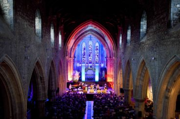 "AUGUST 15, 2019<br>Kilkenny Arts Festival<br><font size=""2"">St Canice's Cathedral, Kilkenny, Ireland</font>"