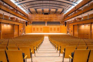 "AUGUST 19, 2020<br>Royal Stockholm Philharmonic Orchestra<br><font size=""2"">Musik und Kongresshalle, Lübeck, Germany</font>"